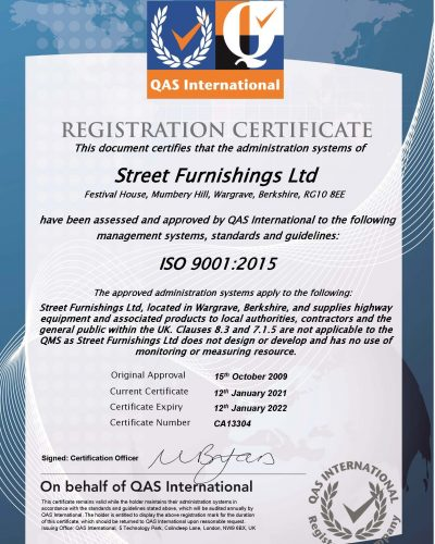 ISO 9001 21-22
